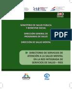 Salud Mental Directorio Completo