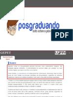 Informes Site Posgraduando