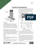 Bernoulli Cart Accessory Manual ME 9481