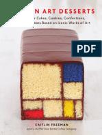 Thiebaud Pink Cake Recipe from Modern Art Desserts by Caitlin Freeman