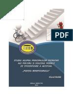 Studiu Asupra Principalelor Probleme Ale POS DRU_2013