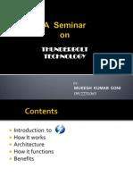 Thunderbolt presentation