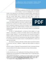 Adela Cortina - Ética y educación en valores-1