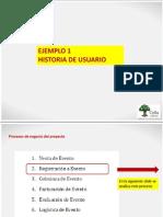 D-Historia de Usuario Ejemplo 1