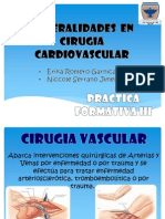 Expo Practica Crugia Vascular