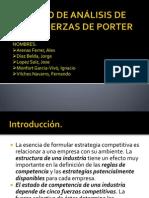 Sector de Los Refrescos. Fuerzas Porter