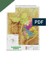 Situación Humanitaria en el Norte de Antioquia por afectación por MAP y AEI