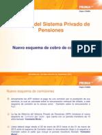 Reforma SPP - Nuevo Esquema de Cobro de Comisiones