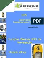 Prática 1 - GPS