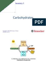 Bioquímica- 1 carbohidratos