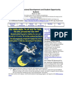 RI Science Professional Development and Student Opportunity Bulletin 3-22-13a