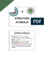 Structura atomului