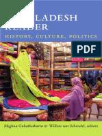 The Bangladesh Reader by Meghna Guhathakurta