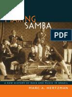 Making Samba by Marc A. Hertzman