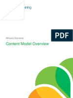 Elements Content Model Overview