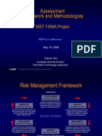 Assessment Frameworks Methodologies