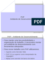 11 - Ambiente de Desenvolvimento