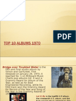 Top 10 Albums 1970-Baby Boomers