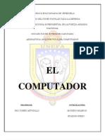 Informe Del COMPUTADOR