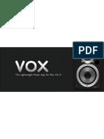 Convertir o escuchar música de 440 a 432Hz con VOX
