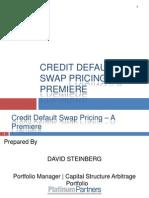 Credit Default Swap Pricing Model