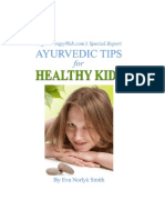 Ayurvedic Guide to Healthy Kids