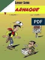 B.D. : Lucky Luke - L'Arnaque