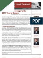 AL State and Local Tax Alert Dec 15 2011