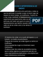 Diapositivas de Interferencia de Ondas