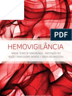 Manual Técnico de Hemovigilância