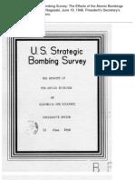U.S. Strategic Bombing Survey