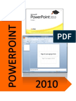 Power Point 2010