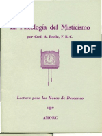 Poole Cecil - La Psicologia Del Misticismo