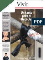 Artículo en EL CORREO sobre el Beti-Jai
