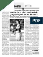 """Futbolistas """"viejos"""" 1"""