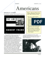 Robert Frank Americans