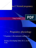 Chapter 3 Normal Pregnancy