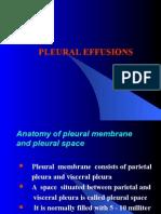 Pleural perfusion