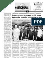 Restauranteros en EU b