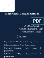 Mother and Child Health Part 2.Ppt Final