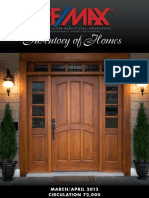 March/April 2013 Inventory of Homes Magazine