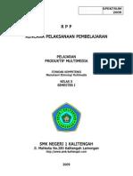 072 Kk 01 Rpp Memahami Etimologi Multimedia