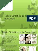 Teoría Sintética de la Evolución (1)