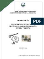 Guía Metrología 2012 PDF