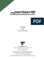 Spartan 10 Manual