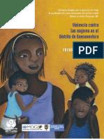 Informe Violencia Contra La Mujer Buenaventura