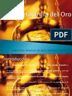45479800 Metalurgia Del Oro[1]