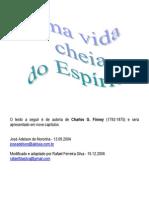 Charles G. Finney - Uma Vida Cheia Do Esp%Edrito