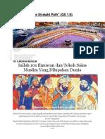 101 Tokoh Islam