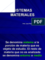 Sistemas Materiales